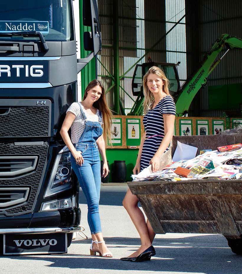Cheffinnen: Janina Martig und Karin Bertschi
